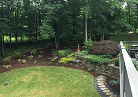 <p>Enhance the appearance of your landscape with trees, bushes, and mulch!</p>
