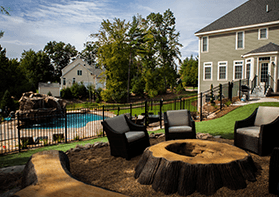 <p>Create the ultimate place for you and your close ones to gather and bond right in your backyard. We can add everything from outdoor kitchens to patios and retaining walls to almost any backyard. </p>